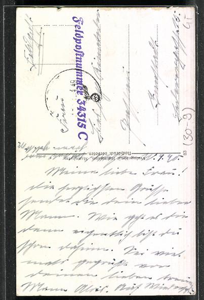 Briefe Schreiben Service : German ww pc soldaten schreiben briefe feldpost field