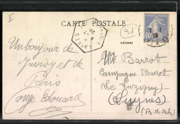 CPA-Juvisy-La-Mairie-1929