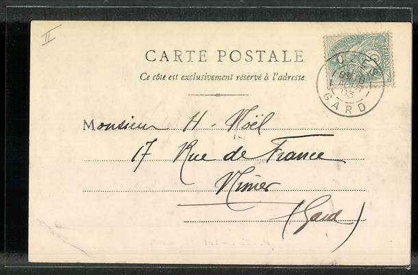 splendide-CPA-Uzes-Le-Duche-1903