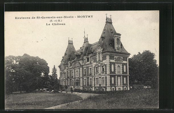 remarquable-CPA-Montry-Le-Chateau