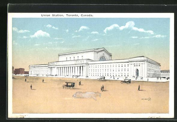 AK-Toronto-Union-Station-Bahnhof