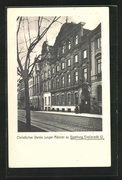 Esplanade 17 Hamburg